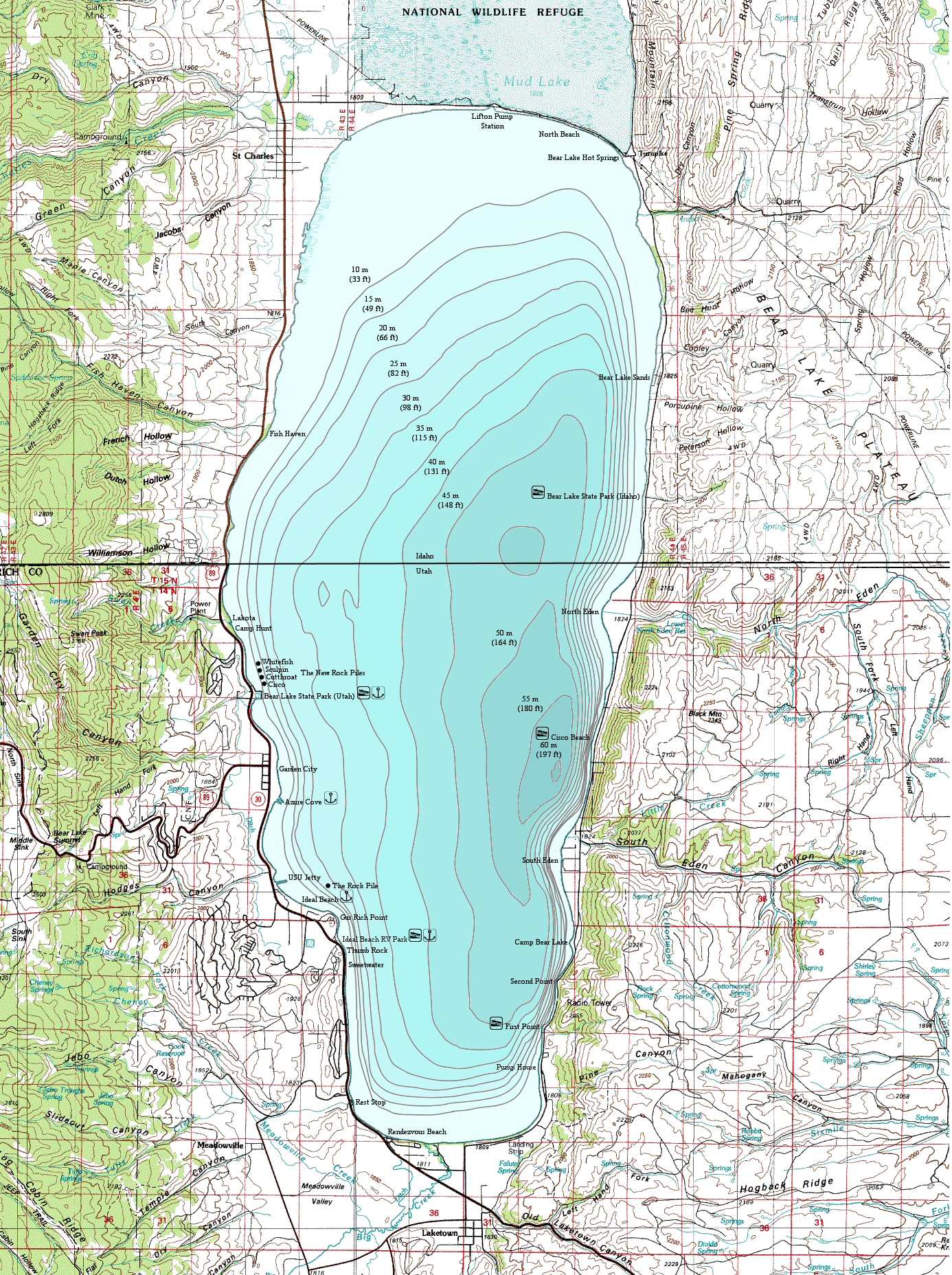 great big bear lake map with Maiden Voyage To Bear Lake on 16 Reasons Why Michigan Is Better Than Ohio in addition Details together with Lostbayresort moreover Important Lakes Earth Facts About Lakes Longest Lake Largest Lake Biggest Lake Deepest Lake further Top 10 Muskie Fishing Destinations New York Pics.